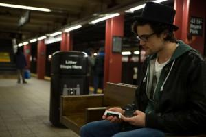Dario in the Subway